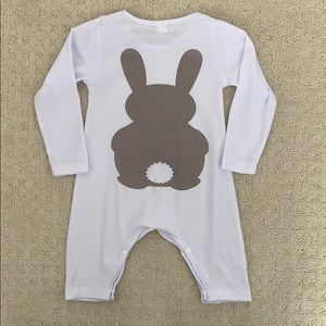 Other - Romper with Bunny on backside